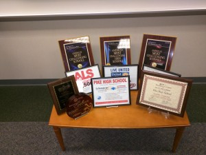 Pike Schools Awards